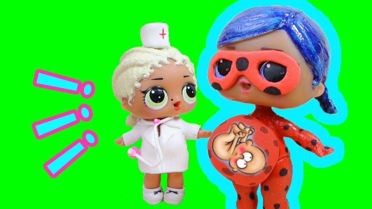 Картинки беременных куколок лол