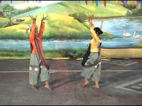 16 Best Philippine Dances   Volume 4   Dance 14   Janggay