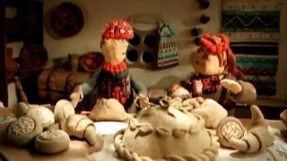 Олег Скрипка та Ле Гранд Оркестр 'Щедрик' (мультфільм)