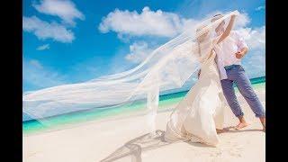 Свадьба на Мальдивах Анны и Сергея