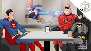 Как должна была закончиться «Суперсемейка»