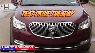 Test Drive Tuesday - 2015 Buick Lineup