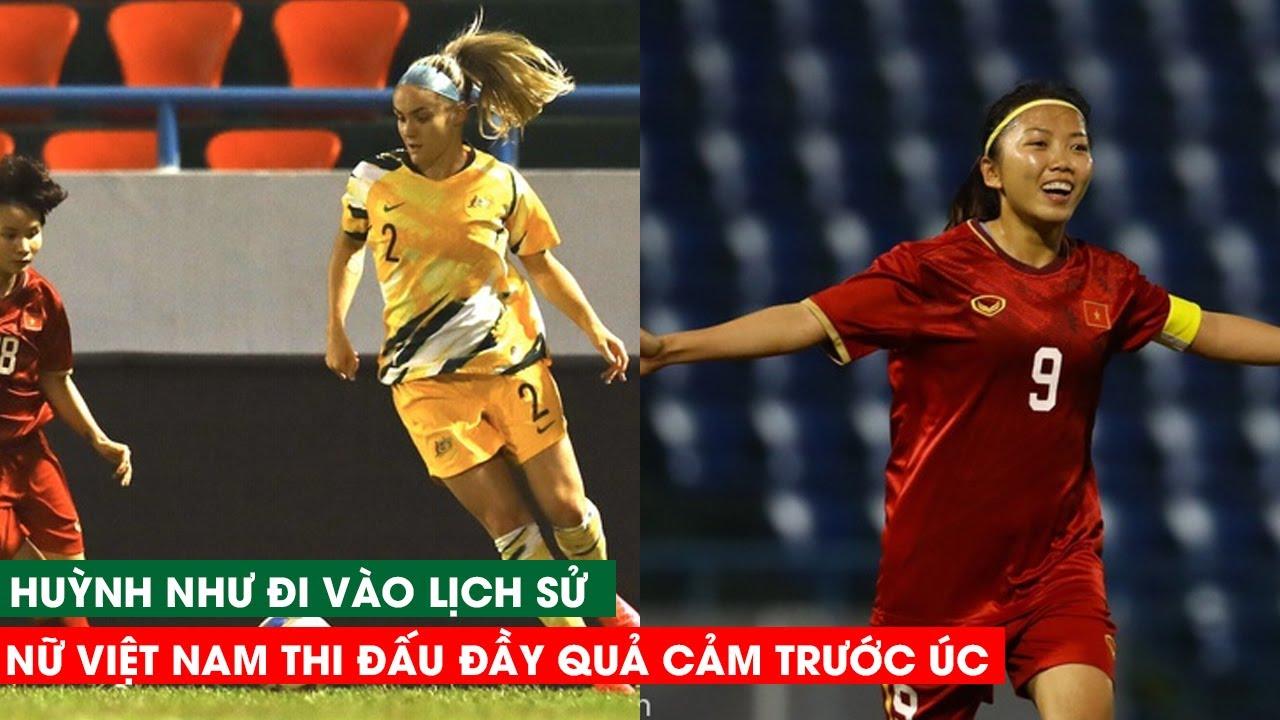 Nữ Việt Nam vs Nữ Úc – Bàn thắng lịch sử và pha cản 11m thần sầu | Khán Đài Online