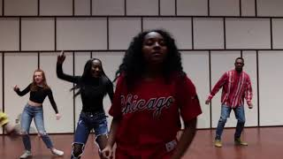 Bruno Mars ft. Cardi B| Finesse Remix-Dance Cover