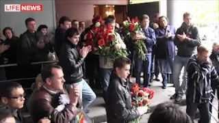 В Москве простились со звездой КВН Малыгиным