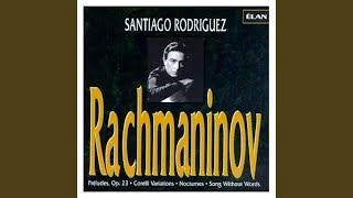 Rachmaninov - 10 Preludes For Piano Op. 23 No. 8 In A Flat Major