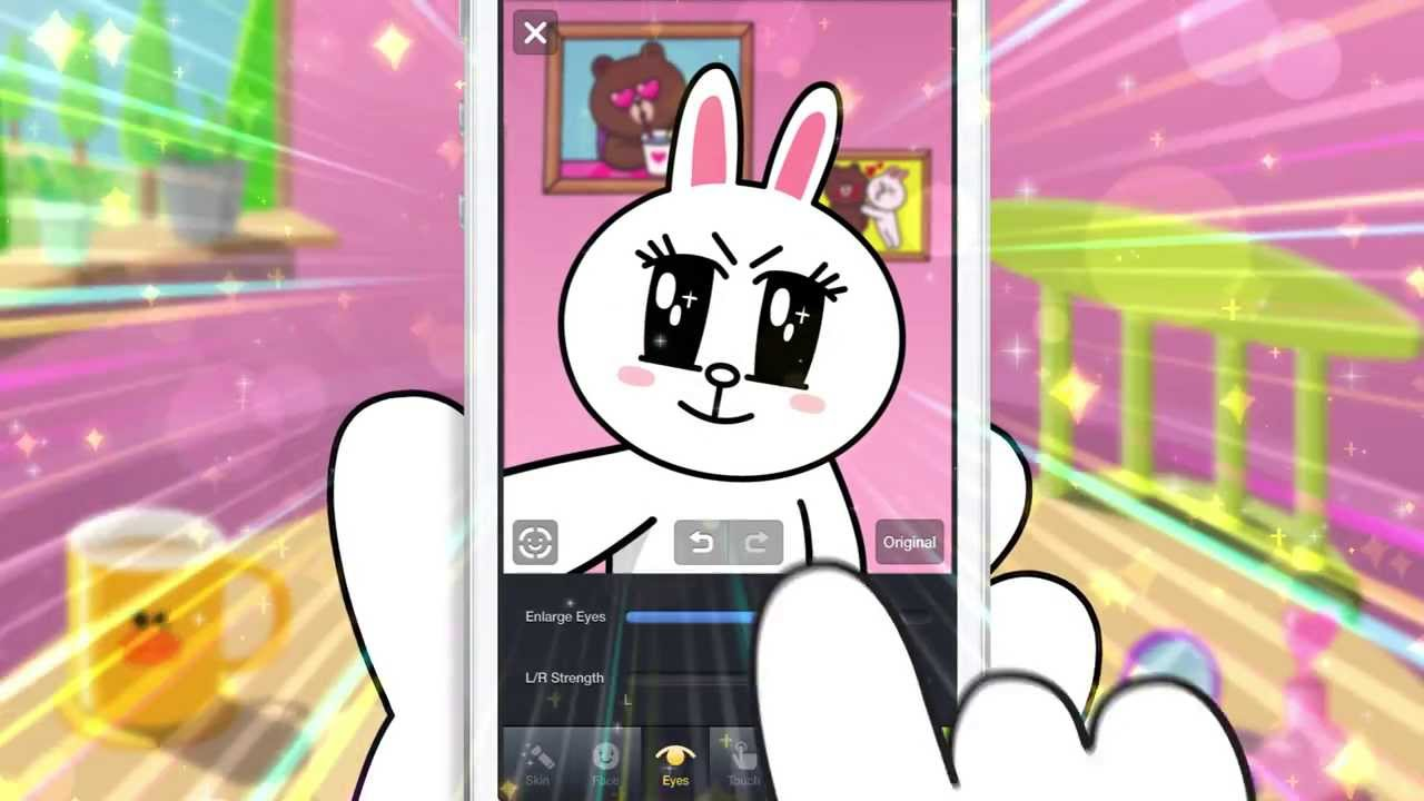 LINE Camera - Official Promotion Video - YouTube