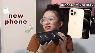 BAGONG PHONE (iPHONE 12 PRO MAX) PINAGPAWISAN SA PRICE | Philippines