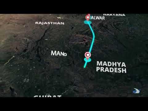 Delhi-Mumbai Expressway