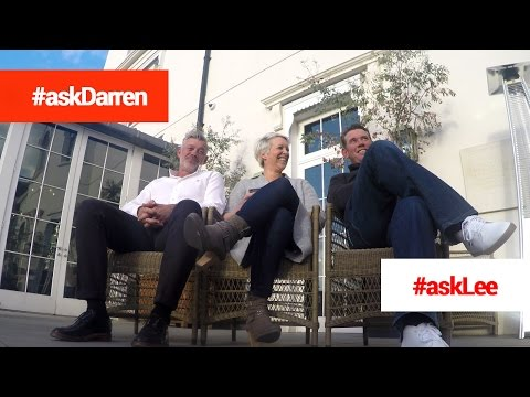 Exclusive Darren Clarke & Lee Westwood interview with Your Golf Travel #askDarren #askLee