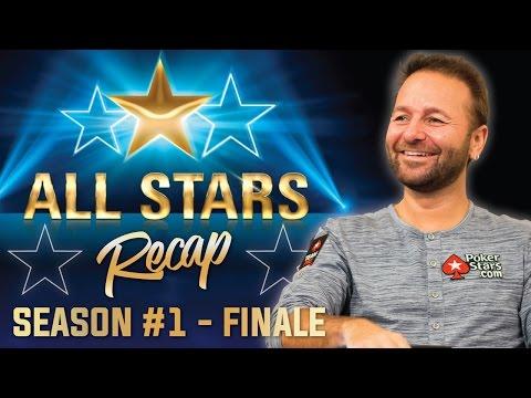 PokerStars All-Stars Top 20 Hands Season #1 - Finale