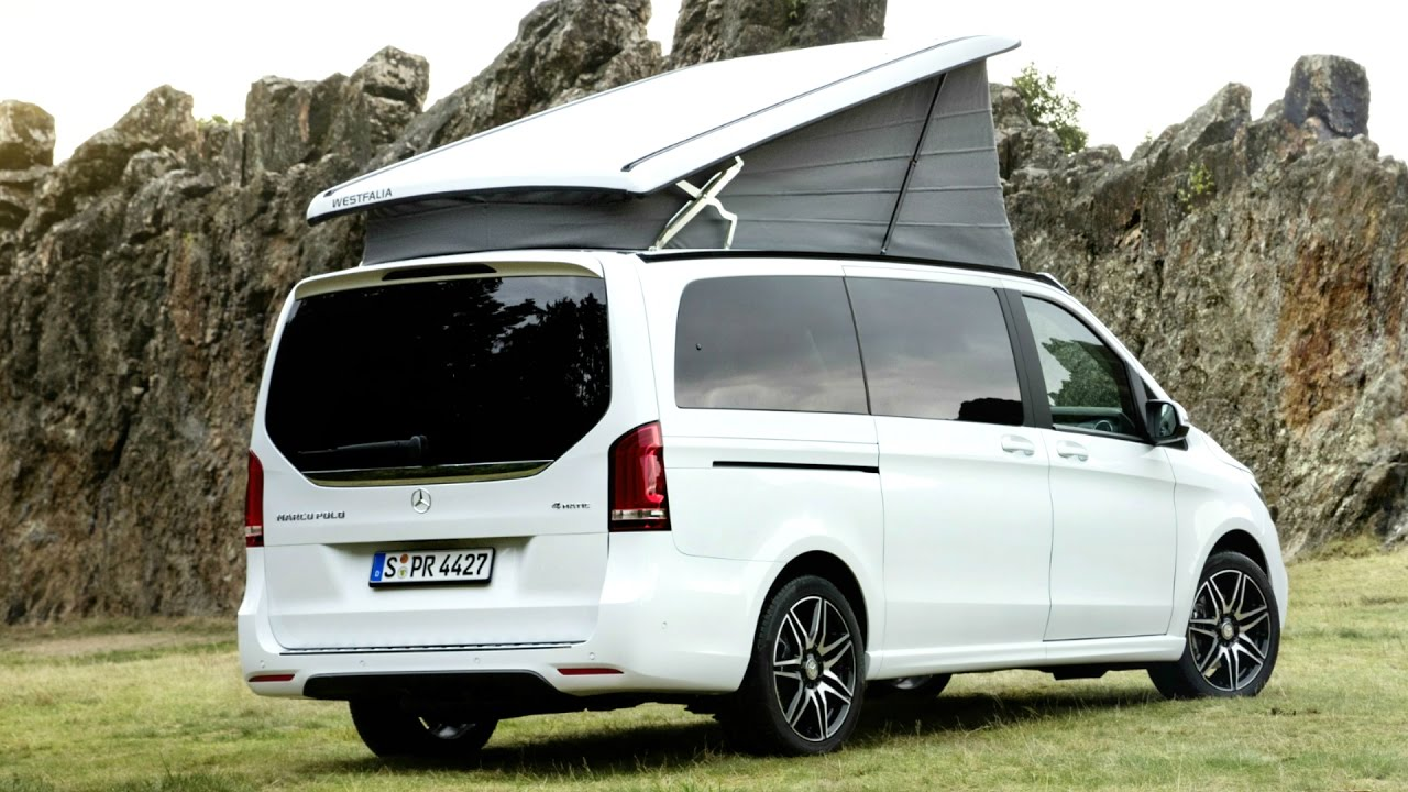 2017 mercedes marco polo horizon 4matic drive and design youtube. Black Bedroom Furniture Sets. Home Design Ideas