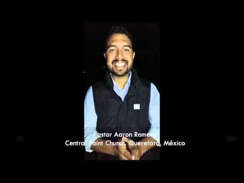 Saludos del Pastor Aaron Romero - Central Point Church