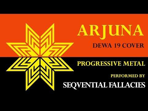 Dewa 19  - Arjuna (Progressive Metal cover)