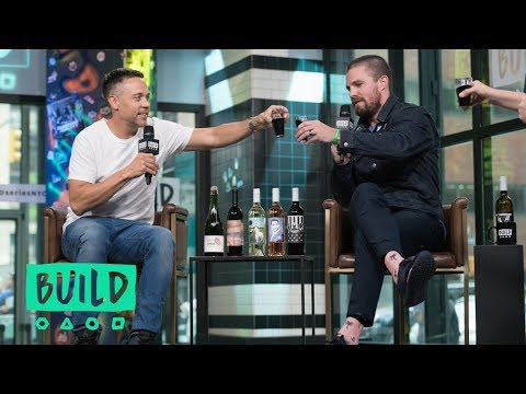 Stephen Amell Speaks On The CW's