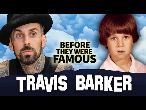 Travis Barker |  Before They Were Famous | Blink 182
