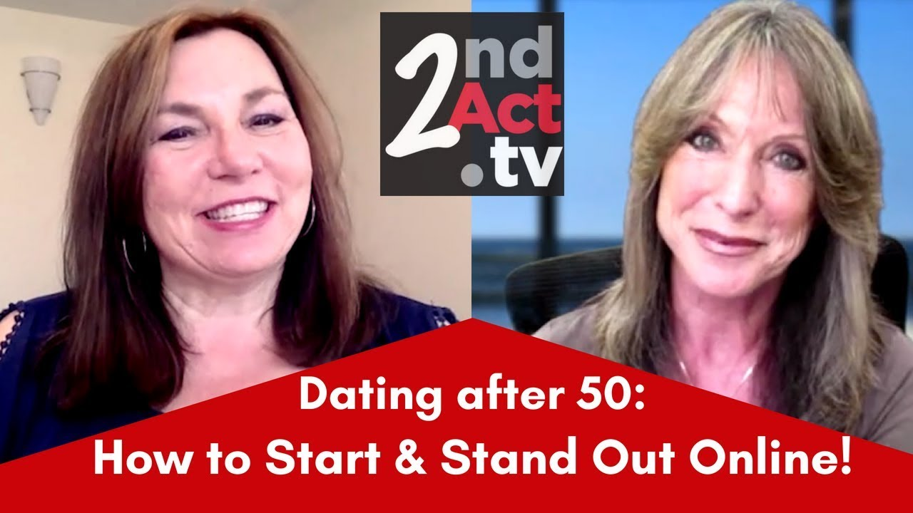 Online dating at 50