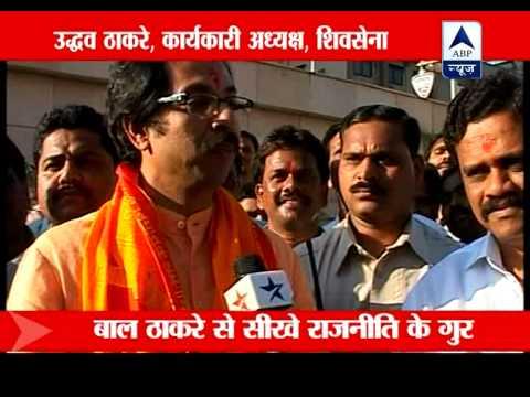 Firebrand Raj Thackeray Speech Similar To Uncle Bal's