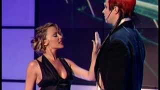 Kylie Minogue - Come Into My World (Live FischerSpooner Mix TOTP 22-11-02)