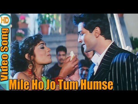 Mile Jo Tum Humse | HD Song | Rakesh Bapat | Sudhanshu Pandey | Meera |  Jaadu Sa Chal Gaya Movie