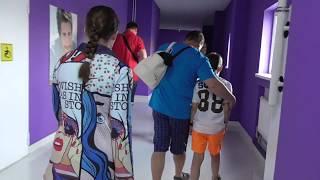 """#148 ТЦ """"Красная площадь"""" в Анапе, в кинотеатре 20 июля 2017 г."""