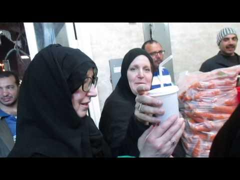 Sugar cane Juice- Dowtown Batha, Riyadh, Saudi Arabia