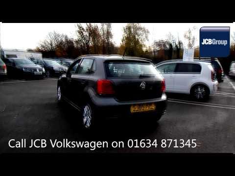 2010 Volkswagen Polo Hatch SE 1.4l Grey Metallic GJ60PKC for sale at JCB VW Medway