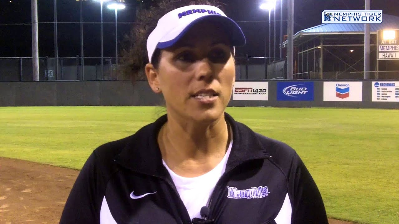 Memphis Softball Postgame at Hawaii - Feb. 27, 2013 - YouTube