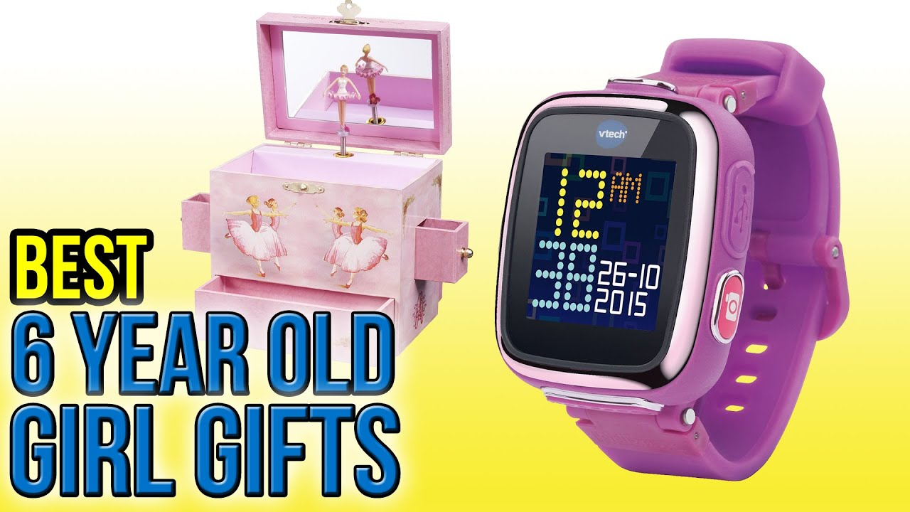 10 Best 6 Year Old Girl Gifts 2016 - YouTube