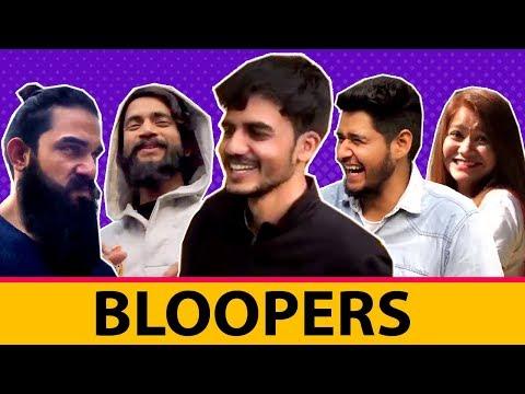 Bloopers - Priya Pinki Aur Holi - Vijay Aryan Deepak Negi Maddy Dekh Mister
