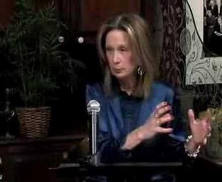 Amy Holmes Pt. 1 - The Q&A Cafe with Carol Joynt