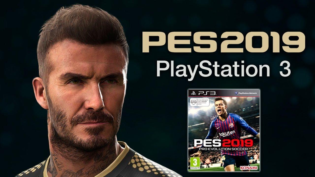 PES 2018 DE PS3 ACTUALIZADO AL 2019 !!!   *EL PES EN PS3 NO MORIRÁ*