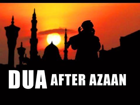Learn to recite dua after Azan/Azaan/Adhan - Azaan ki Dua by Saad Al Qureshi