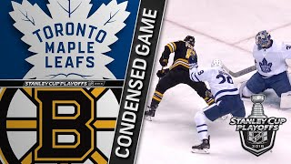 04/14/18 First Round, Gm2: Maple Leafs @ Bruins