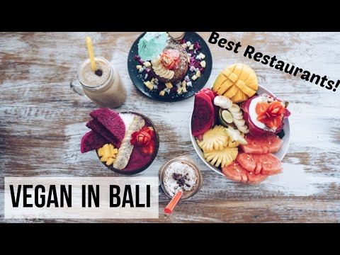 Best Vegan Restaurants in Bali
