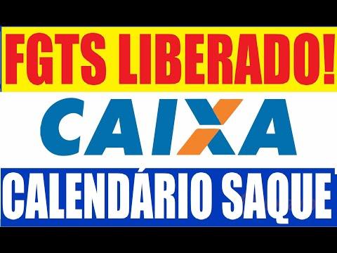FGTS DISPONÍVEL| SAQUE-ANIVERSÁRIO | CALENDÁRIO 2020 ATUALIZADO