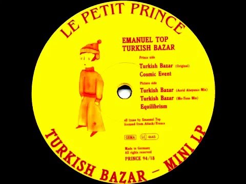 Emanuel Top   Turkish Bazar