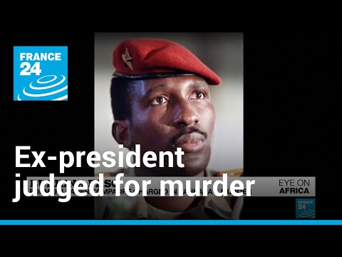 Burkina ex-president Compaoré to be tried for Thomas Sankara's murder - Eye on Africa