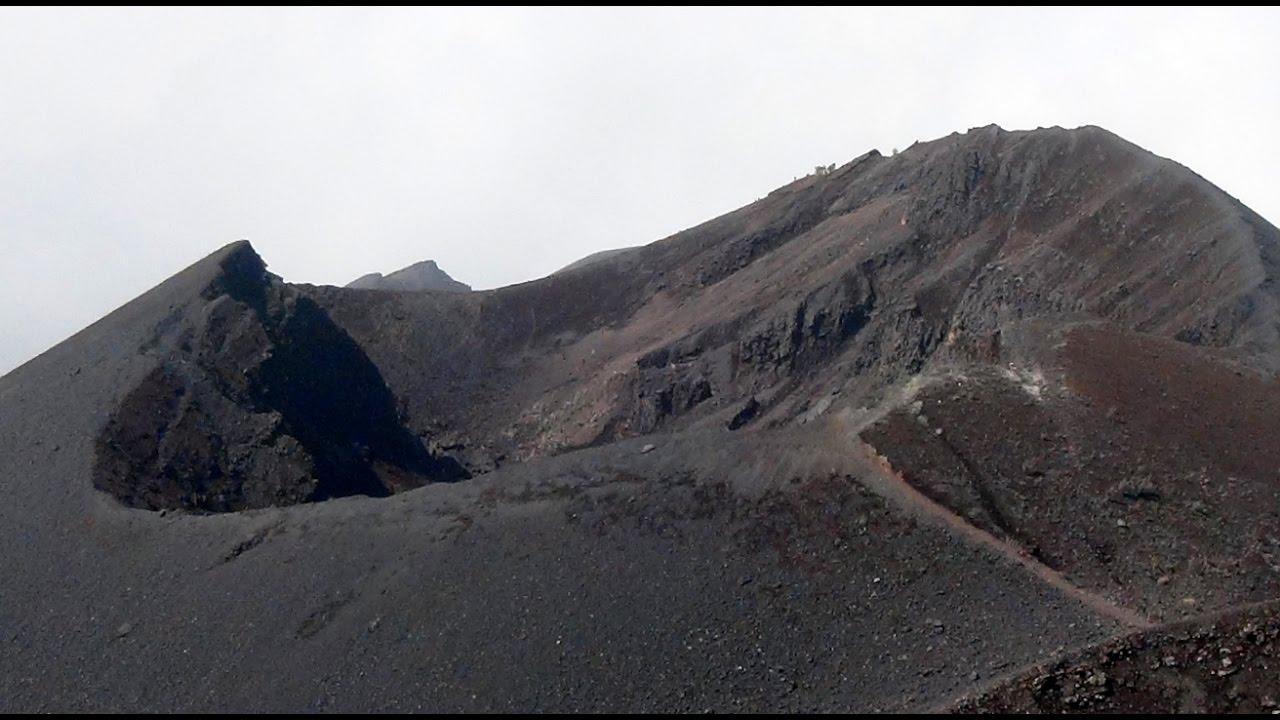 Mt. Cameroon - Active Volcano - Cameroon - February 2017