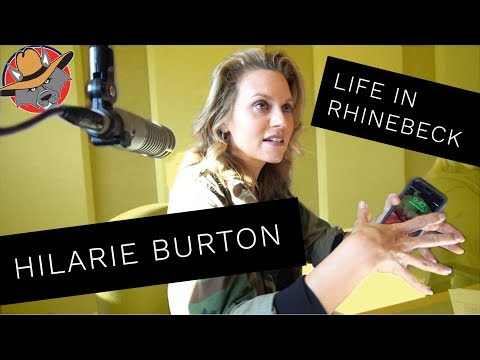 Hilarie Burton Compares Rhinebeck to L.A.