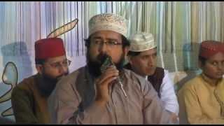 urs hazrat mian nake mohammad noshahi sachyari sharaqpur sharif) naat Hafiz usman ranja sahib part3