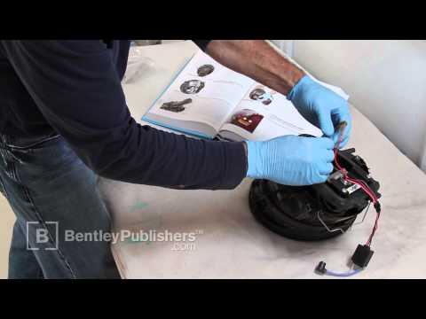 Porsche 911 Carrera (993) 1995-1998 - HID headlight conversion - DIY Repair