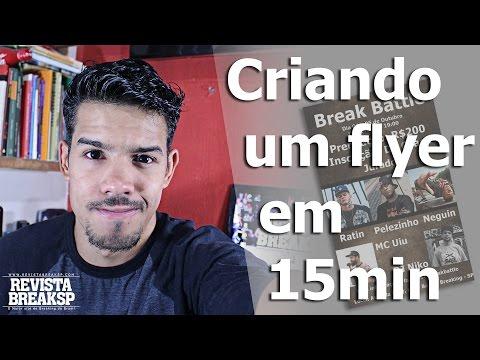//Como fazer um flyer em 15 minutos - Dicas#4// from YouTube · Duration:  14 minutes 59 seconds