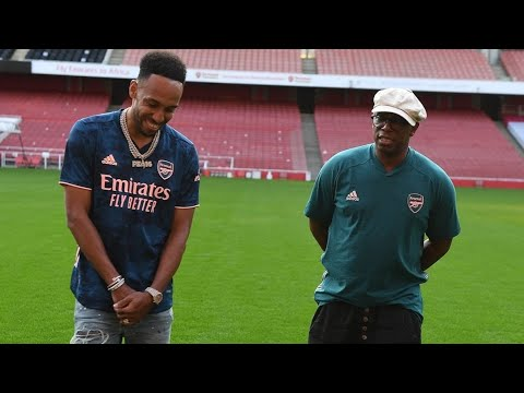 Aubameyang interview