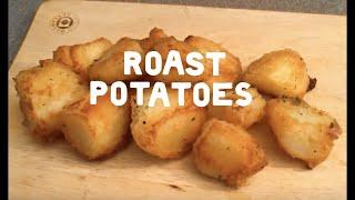How To Make British Roast Potatoes