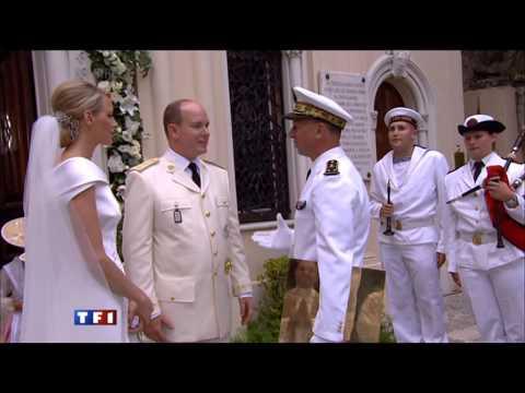 Mariage Prince Albert et Charlène de Monaco avec Pierre-Marie Kervarec- Tifenn Cadic