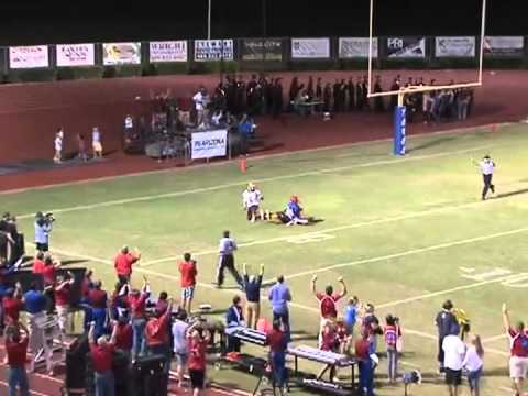 TYSON MCDANIEL #10 QB/WR 2011 FOOTBALL HIGHLIGHTS MOUNTAIN VIEW HIGH SCHOOL MESA AZ CLASS 2012
