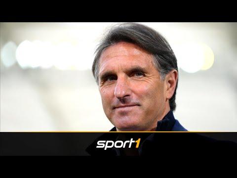 Bruno Labbadia Wird Hertha-Coach | SPORT1 - DER TAG