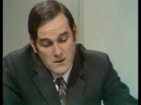 Monty Python Job Interview (polish subtitles polskie napisy)