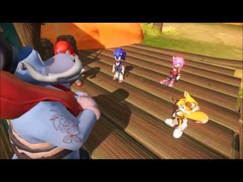 Sonic Boom Rise of Lyric [German Cutscenes] #22